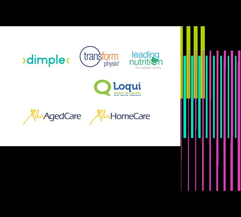 Plena Health Brands Collage
